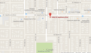 Google Map of Clarity on Hawthorne